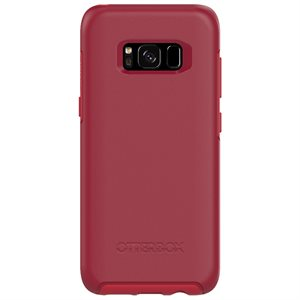 OtterBox Symmetry Case for Samsung Galaxy S8, Rosso Corsa