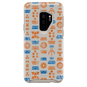 OtterBox Symmetry Case for Samsung Galaxy S9 Plus, Han Solo Patter
