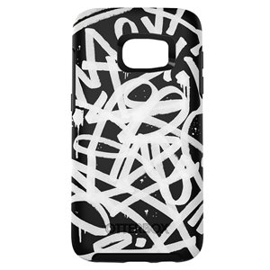 OtterBox Symmetry Case for Samsung Galaxy S7, Graffiti