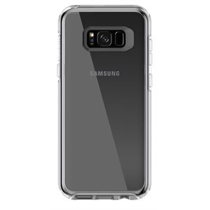 OtterBox Symmetry Clear for Samsung Galaxy S8 Plus, Clear