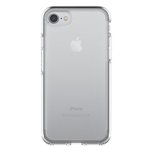 OtterBox Symmetry Clear Case for iPhone SE / 8 / 7, Clear