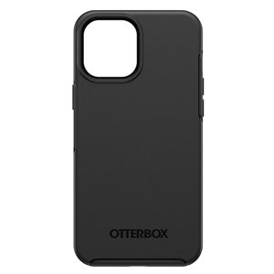 OtterBox Symmetry Case for iPhone 12 / 12 Pro, Black