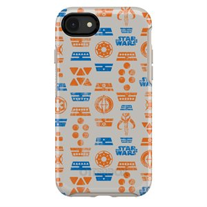 OtterBox Symmetry Case for iPhone SE / 8 / 7, Han Solo Pattern