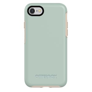 OtterBox Symmetry Case for iPhone SE / 8 / 7, Muted Waters