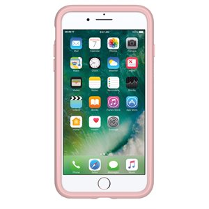OtterBox Symmetry Case for iPhone 8 Plus / 7 Plus, Rose Gold