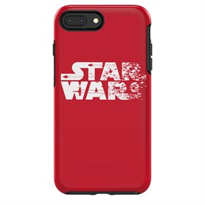 OtterBox Symmetry iPhone 8 / 7 Plus, Star Wars Resistance Red