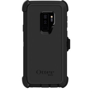 OtterBox Defender Samsung Galaxy S9 Plus, Black
