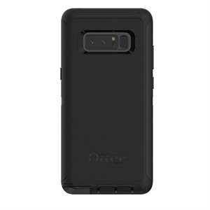 OtterBox Defender Case for Samsung Galaxy Note 8, Black