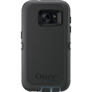 OtterBox Defender Case for Samsung Galaxy S7, Steel Berry