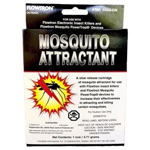 Flowtron Octenol Mosquito Attractant Cartridge