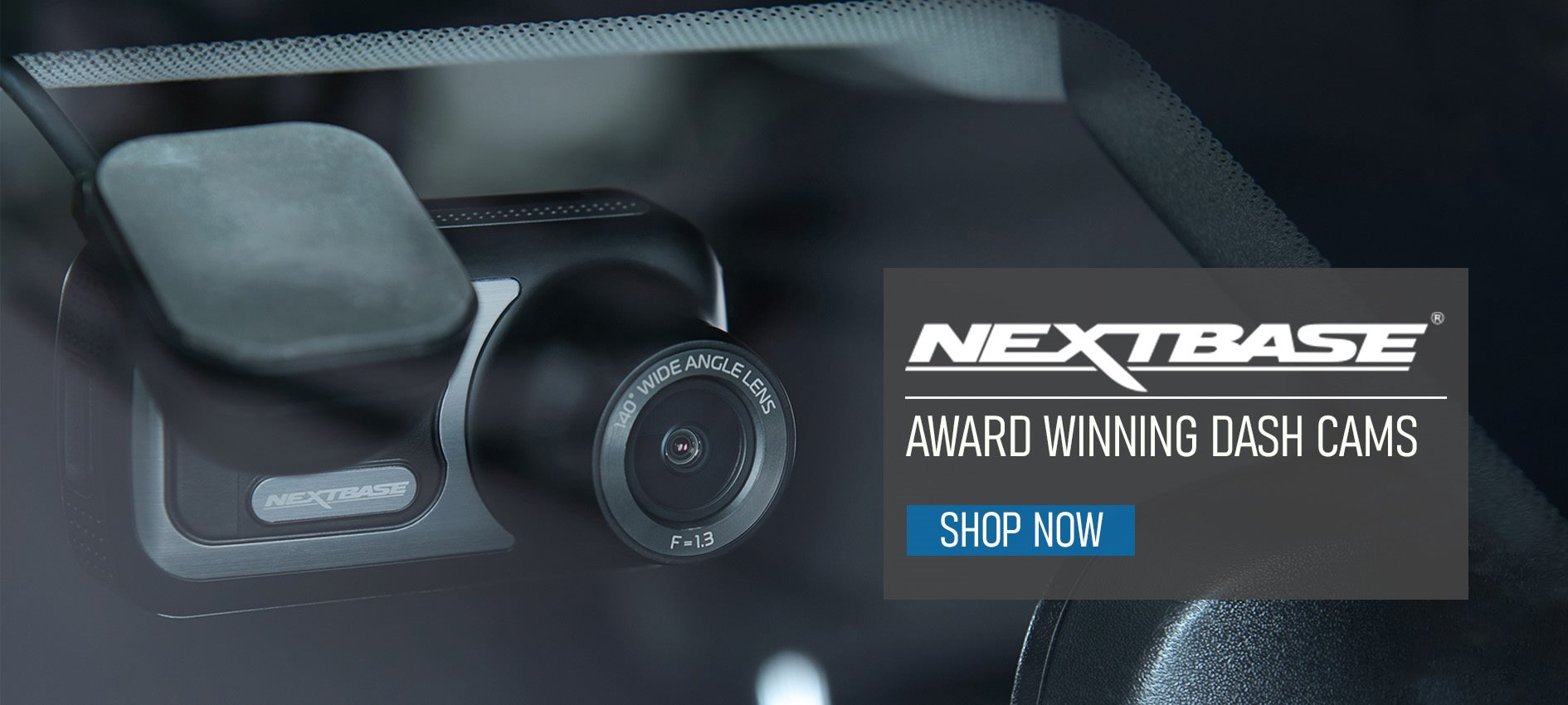 NextBase Award Winning Dash Cams
